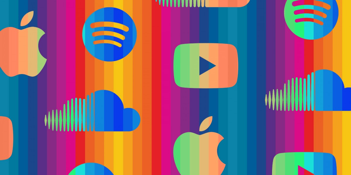 Playlist pitching on streaming services